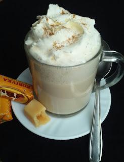 Az én karamellás tejem :)