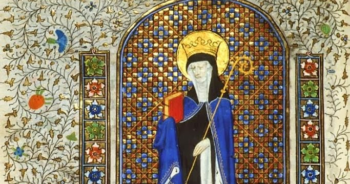 A Clerk of Oxford: St Ethelburga and the Nuns of Barking