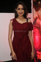Pragya Jaiswal in Stunnign Deep neck Designer Maroon Dress at Nakshatram music launch ~ CelebesNext Celebrities Galleries 022.JPG