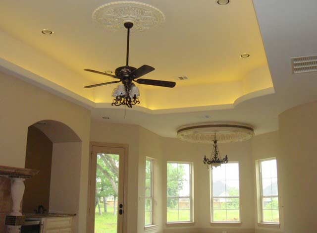 Best plaster of Paris ceiling designs - POP false ceiling ...