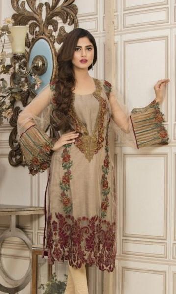 Veena Durrani Kurti Collection 2017