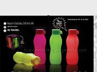 Neon Bottle 310ml  ~ Katalog Tupperware Promo Juli 2016