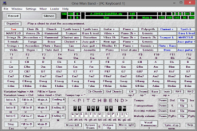Kupas Tuntas One Man Band, Software Musik Midi dan Style Fenomenal Tiada Tanding