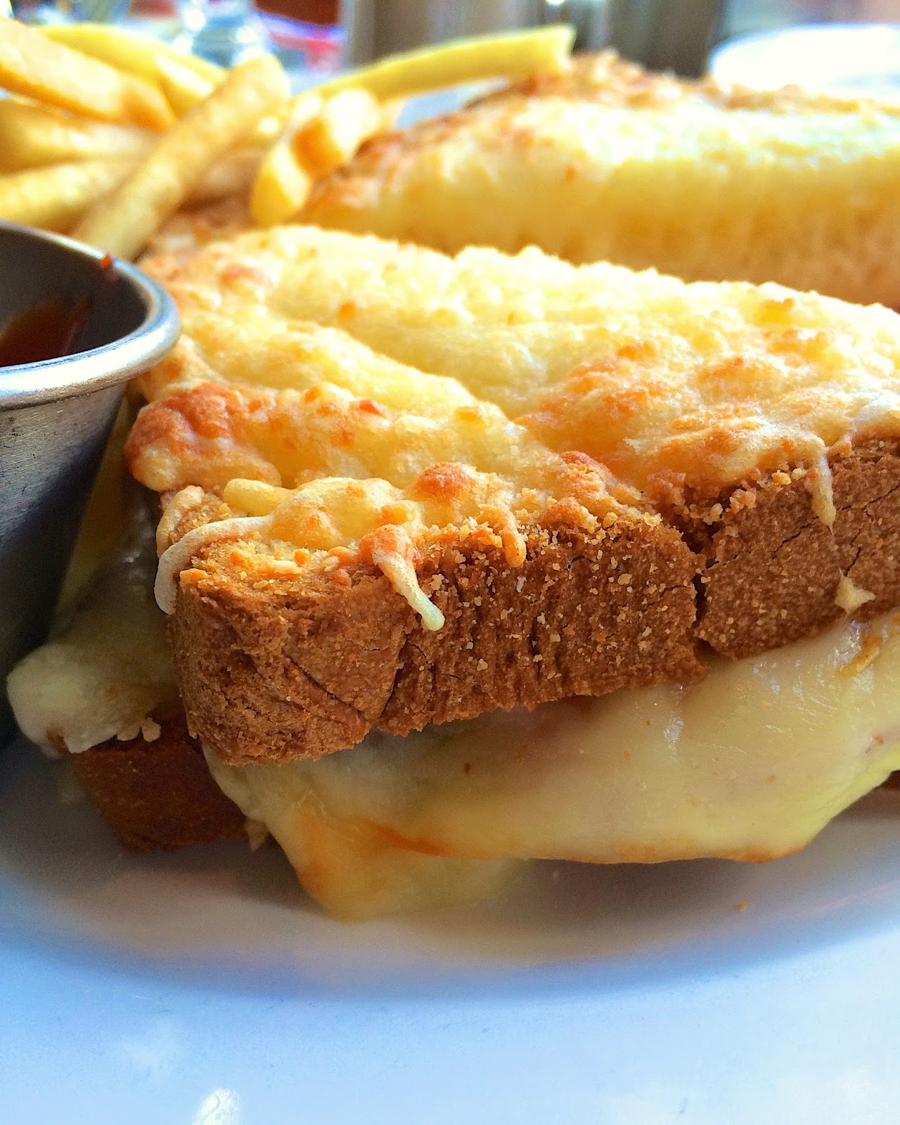 Croque Monsieur - Les Chefs De France - Epcot - Walt Disney World