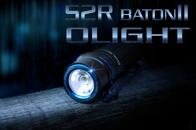 Olight S2R BatonII