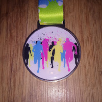 Fitbitches : My Running Medals in 2017 - Virtual Runner May Fun Run