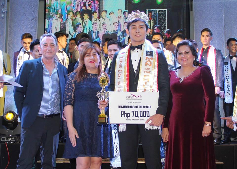 FULL LIST : Man of The Philippines 2018 Winners