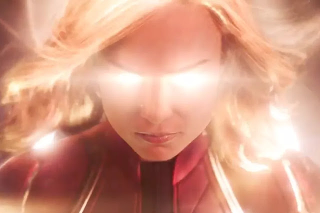 3 things we learned from the Captain Marvel trailer.