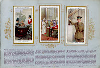 Cigarette Cards: Reign of King George V 1910-1935 7-9