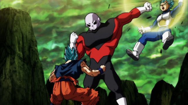 Dragon Ball Super episode 122 shonen jump preview, Vegeta VS Jiren !!?