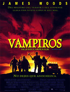 Vampiros de John Carpenter (1998) | DVDRip Latino HD Mega