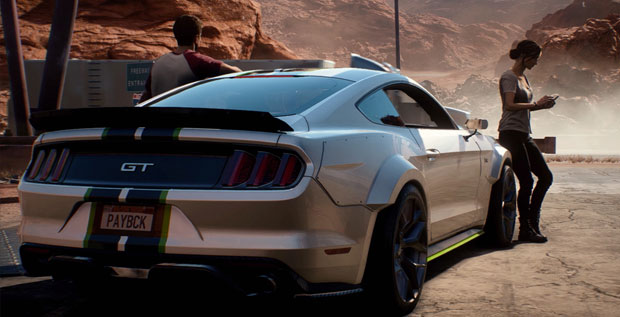E3 2017 Need for Speed Payback Trailer