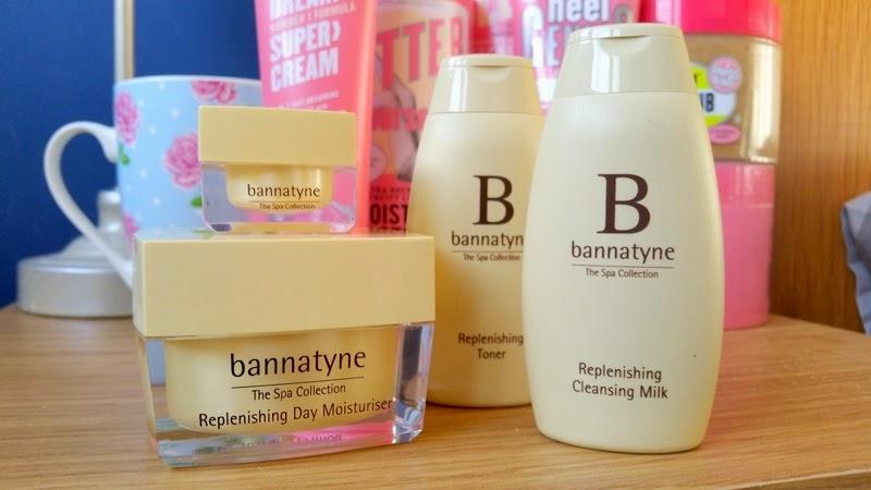 Beauty | Bannatyne Spa Replenishing Skincare