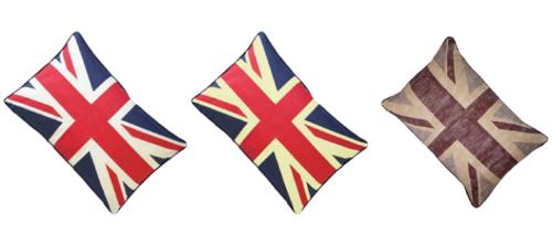 Cojines banderas