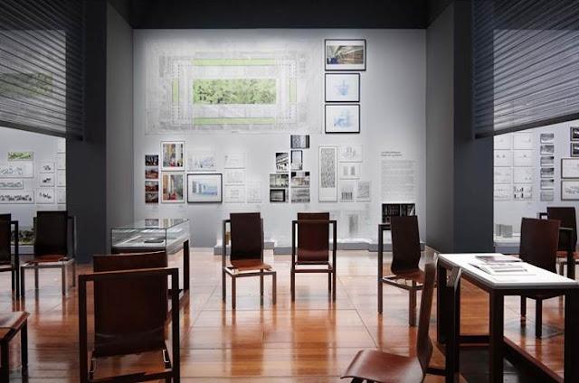 Exposition conçue par Dominique Perrault