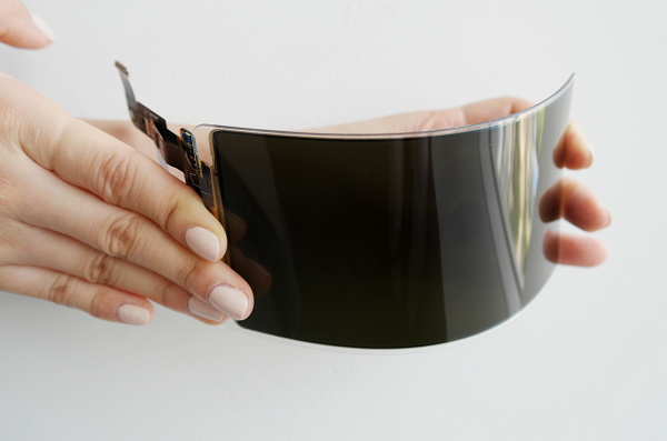 SAMSUNG Display debuts 'Unbreakable Flexible Panel' for smartphones