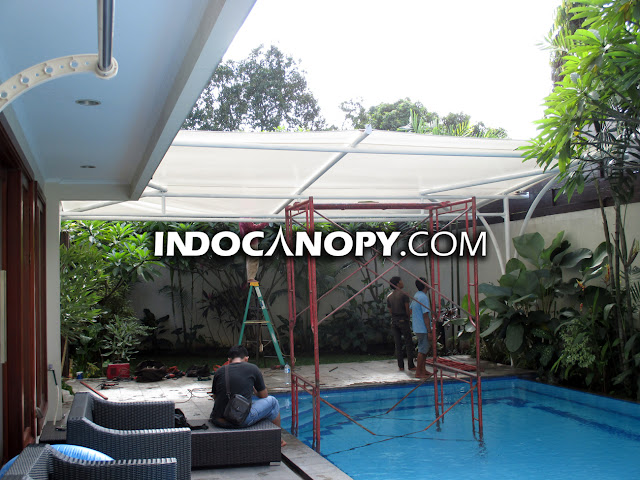 tenda membrane murah bandung
