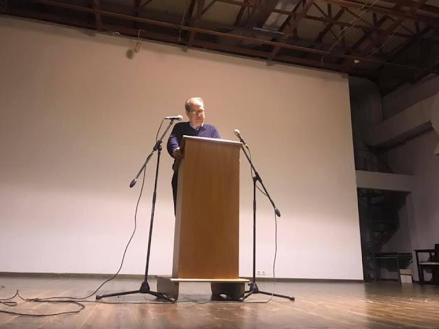 Π. Νίκας: Θα φέρουμε την Πελοπόννησο εκεί που της αξίζει