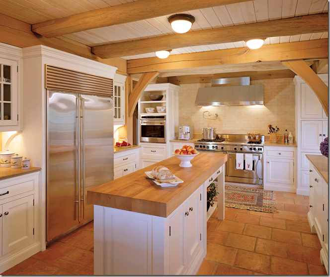 White Kitchen Cabinets With Butcher Block Countertops: ~ Ms Smartie Pants ~: Will You Help Me With My Dream Kitchen?