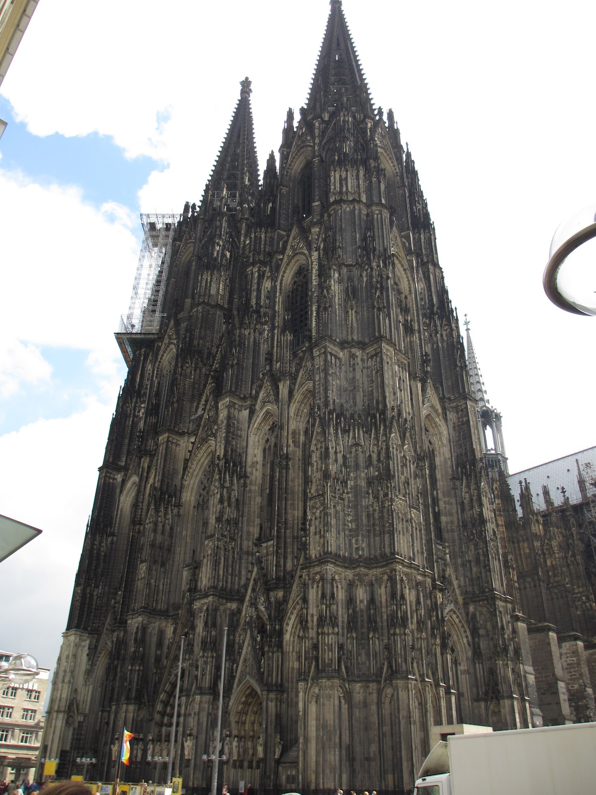 Cannundrums: Cologne Cathedral