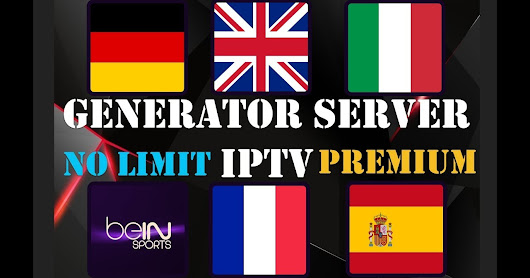 FREE IPTV GENERATOR & ANDROID STREAMING APPS