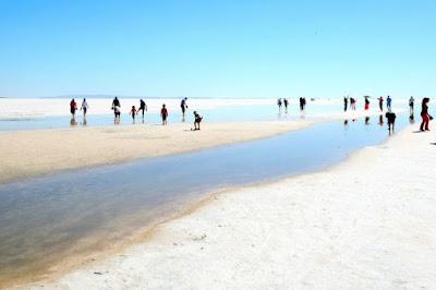 Türkiyenin Dünya Mirasına Kazandırdığı Doğal Güzelliklerden Biri Olan Tuz Gölü