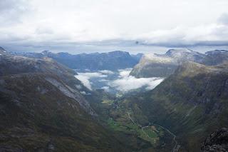 Dalsnibba, Geirangerfjorden