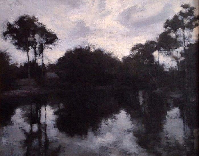 Финский художник. Jussi Poyhonen