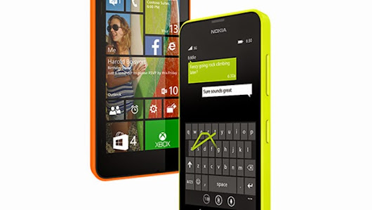 ProPakistanis Telecom IT News Tips Tricks: Nestle Chooses Lumia 630 for Sales Support - ProPakistanis