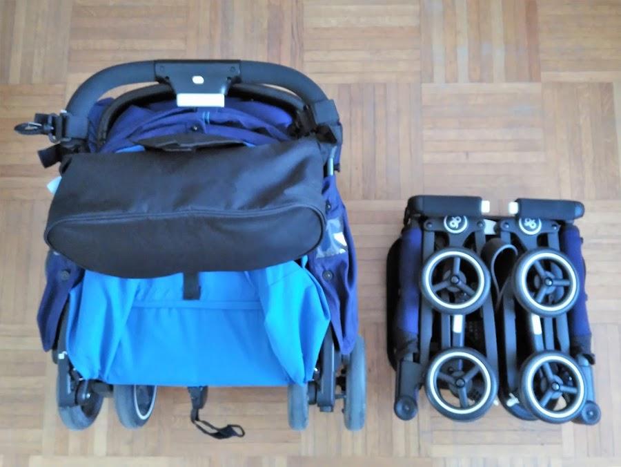 qbit+ y pockit, carricoches para hermanos de diferentes edades