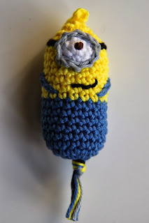 Haakpatroon Mini Minion