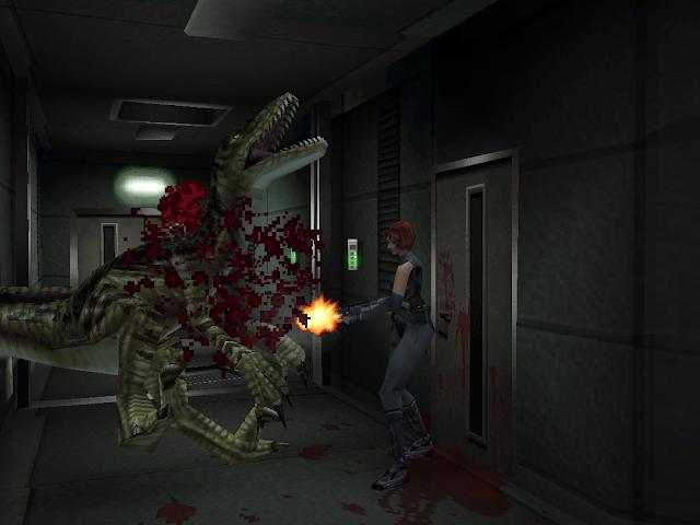 Dino Crisis PC Game