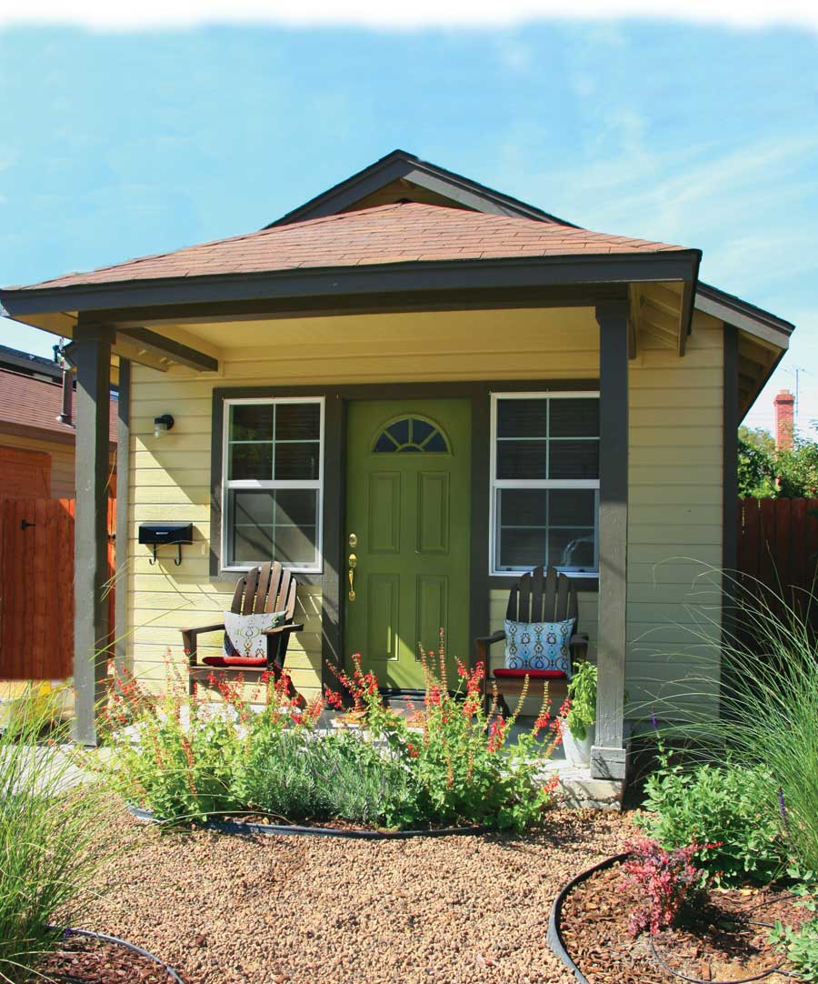 small house exterior ideas