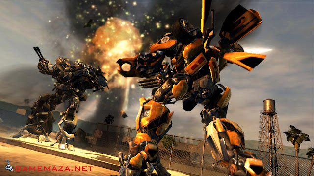 Transformers-Revenge-Of-The-Fallen-PC-Game-Free-Download