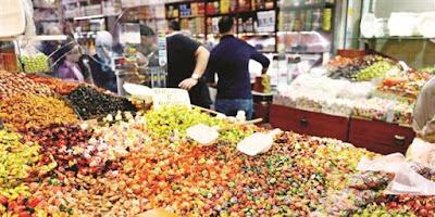 Festival Seker Bayrami Saat Idul Fitri di Turki