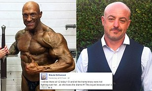 Mr Scotland bodybuilding champion murdered