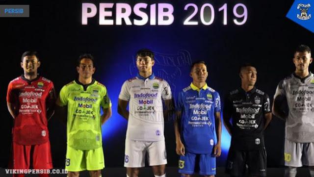 Jersey Persib Bandung 2019
