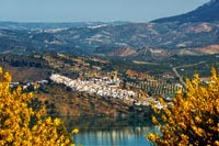 Andalucia provides great cycling and swimming