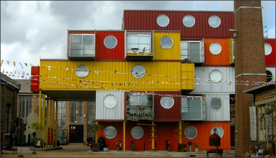 Containers House