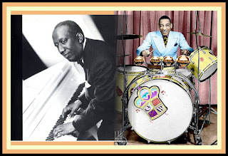 "James P. Johnson and Williams ""Chick"" Webb"