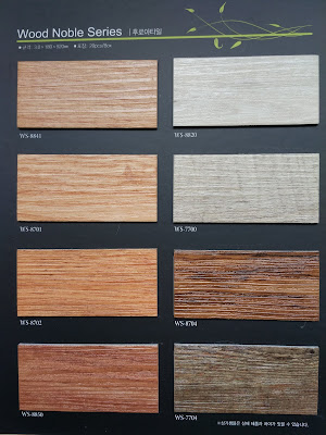Harga Vinyl Woosoung Wood Nobel Series