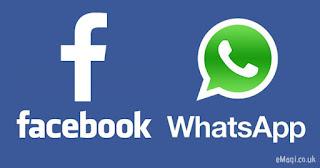 Facebook multado por la Unión Europea en la compra de WhatsApp