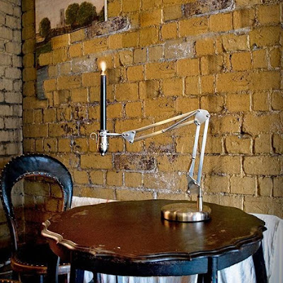 Candle Adjustable Holder