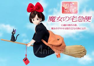 Doll Kiki Liccarize Edición Limitada Kiki's Delivery Service (Majo no Takkyubin)