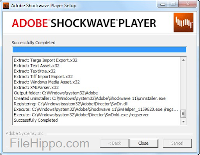 Free Download Shockwave Player  Latest