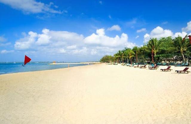 Pantai Sanur Denpasar Bali, Tempat Menarik di Bali, Tempat Mesti dilawati di Pulau Bali Indonesia