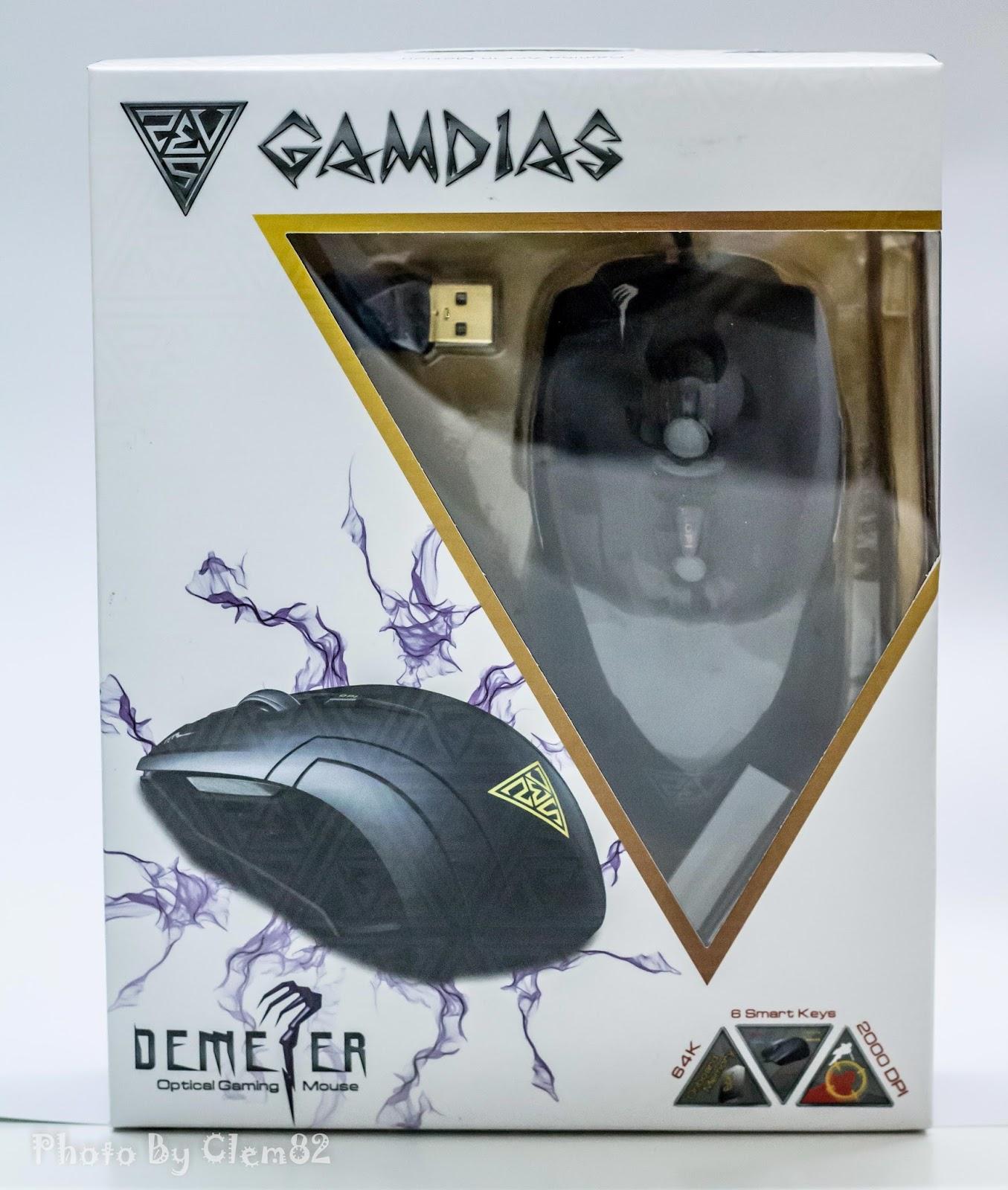 Gamdias Demeter Optical Gaming Mouse 1