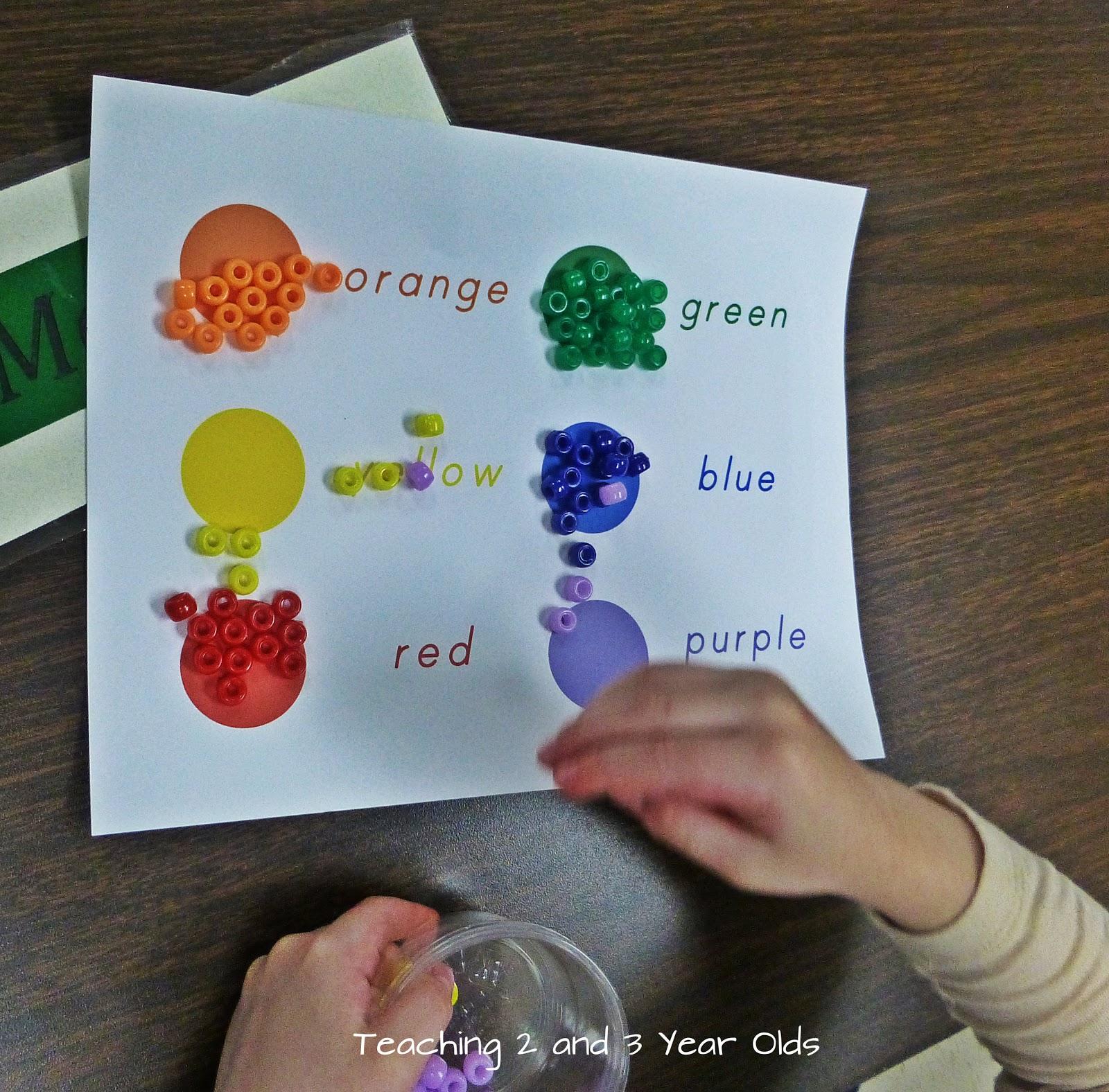 Preschool Activities For February