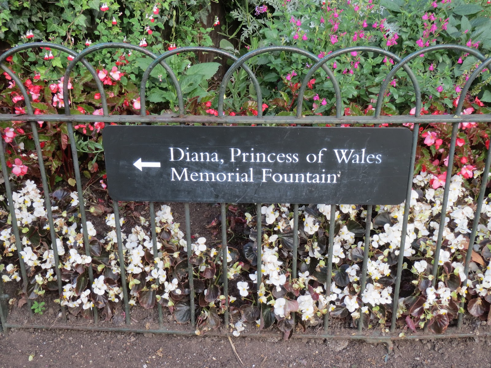 london 2012 diana princess of wales memorial walk london 2012 blogger