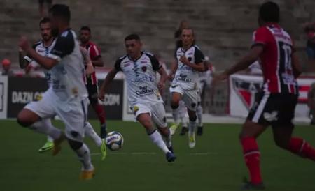 Botafogo-PB e Ferroviário iniciam com empate